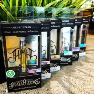 Bulk Heavy Hitters Cartridges