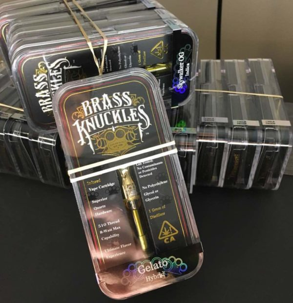 Buy Brass Knuckle Carts