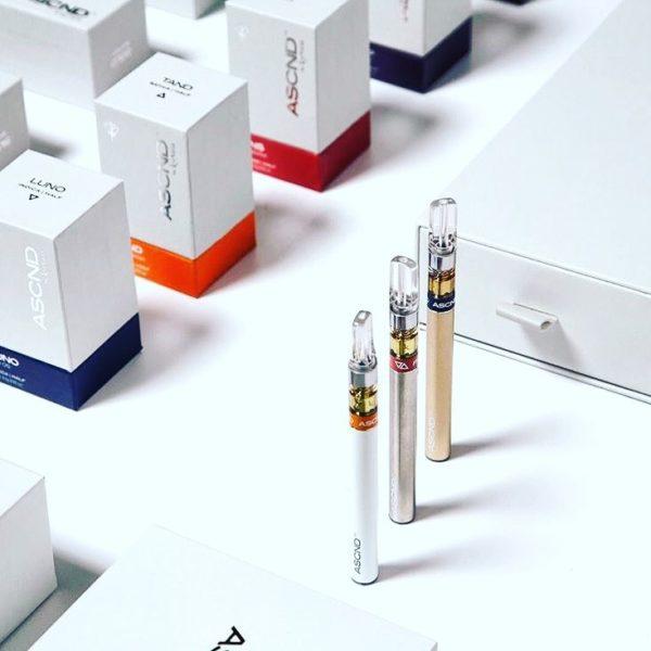 ASCND Kurvana Vape Pen